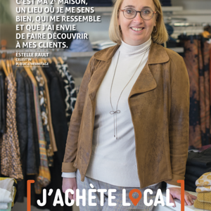 J''achète local !