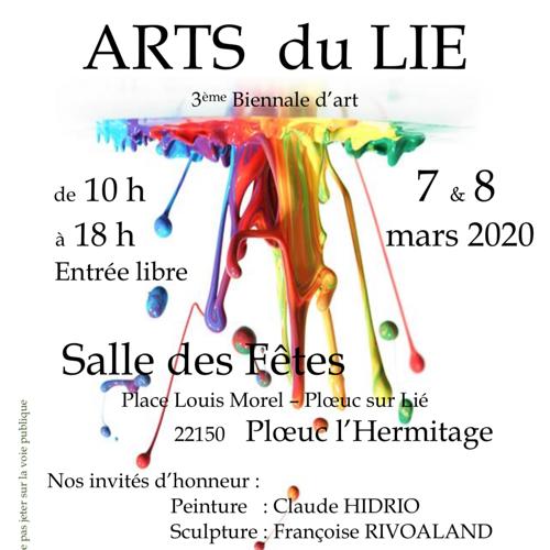 """Biennale """"Les arts du Lié"""""""