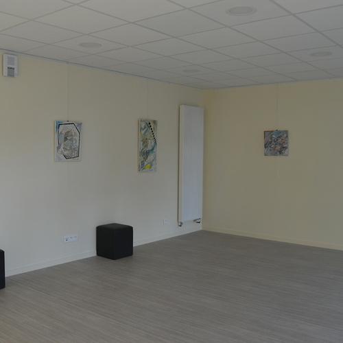 Exposition galerie la Gabâre