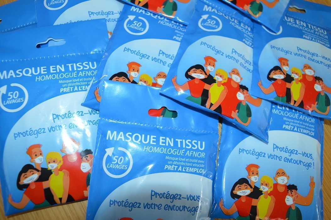 Des masques pour tous ! 0